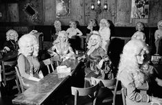 Contestants in a Dolly Parton lookalike competition in Phoenix, from David Hurn: the social life of Arizona - in pictures Arizona Travel, Arizona Usa, David, States In America, Magnum Photos, Dolly Parton, Look Alike, The Guardian, Art Photography