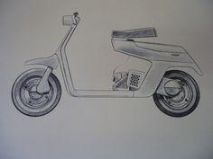 Risultati immagini per piaggio design sketch