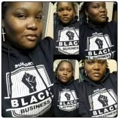 @gioperation til 4/23: #SupportBlackBusiness Protest Shirts Fundraiser