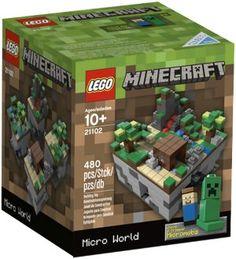 LEGO Minecraft 21102 - $35.00 Barnes & Noble