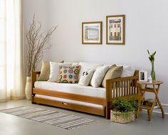 """3 Dicas: como """"transformar"""" cama em sofá - Casa de Amados"""