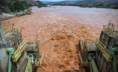 | O CAMINHO DA LAMA 5 | Usina hidrelétrica em Aimorés (MG) que alterou o curso do rio Doce