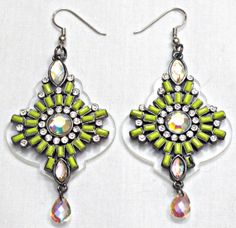 Cabana Couture Earrings by SunKissedCollections on Etsy, $11.99.
