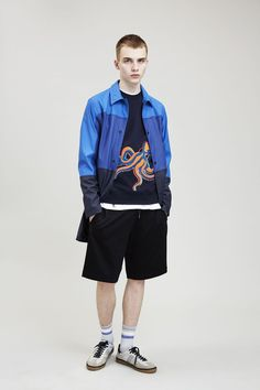 PS Paul Smith Spring/Summer 2018 Menswear