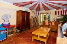The Big Top Playroom - contemporary - other - los angeles - Bianca B.