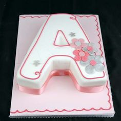 Gift Your Loving Ones Their First Name Letter Designed Cake On Birthday You Can Make Choice Order By Call Us Our Contact No Or A Message