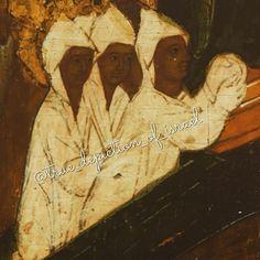 Righteous Israelites Clothed in White, Novogrod Black Israelites, Images Of Christ, Black Royalty, Black Jesus, John 8, Tribe Of Judah, Egypt Art, Soul Art, Black Image
