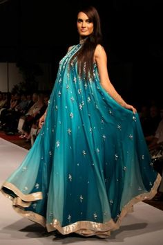 Pakistani Dress - Pakistani Fashion Show