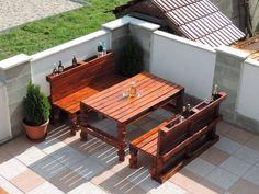 A raklapból készült bútorok nagyon nagy népszerűségnek örvendenek mostanában. Hoztunk 30 szuper ötletet. Akár kerti... - MindenegybenBlog