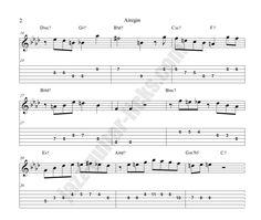 Airegin Grant green jazz transcription 2
