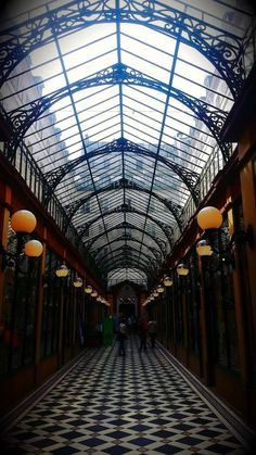 Passage des Princes ~ 97 Rue de Richelieu...paris