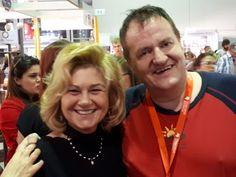 Frankfurter Buchmesse 2018 - Glide Tiger - Paul Decrinis Book Fairs