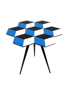 Table cubes via Goodmoods