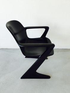 Stühle - Z Stuhl by Ernst Moeckl - ein Designerstück von Lyphy bei DaWanda