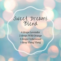 Essential oils. Dreams. Diffuser blends #aromatherapysleepdiffuser