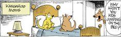 Bound and Gagged Comic Strip on GoComics.com