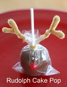 Cute classroom Christmas treats!