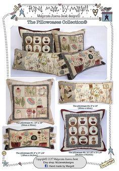 The Pillowcases Collection by MJJenek Four pillowcases