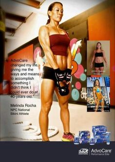 Check out our Performance Elite Product Line!!   Have a question, need products, want to be a distributor.....Email Me!! annecuellar@comcast.net  Visit my Distributor Site:  www.advocare.com/08092419