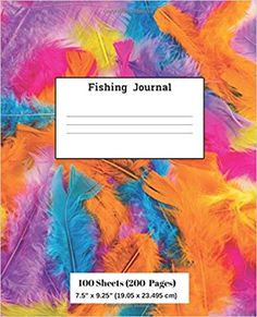 Fishing Journal: Ricky Lee: 9781695602700: Amazon.com: Books