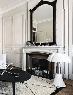 Interiors | A French Apartment | Dust Jacket | Bloglovin'
