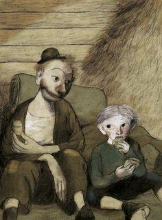 Rasmus y el vagabundo : Pablo Auladell