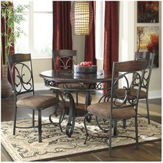 You'll love the Hitching Post 5 Piece Dining Set at Wayfair - Great Deals on all Furniture  products with Free Shipping on most stuff, even the big stuff.