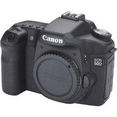 For Sale: Canon ESO 50D SLR Camera Body  for $349