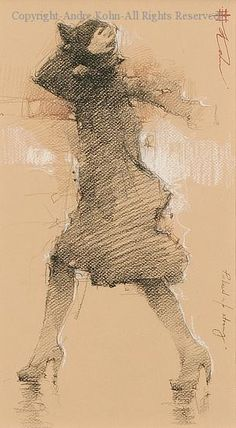 Picked up Strong - Conte by Andre Kohn