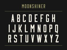 Moonshiner (free for commercial and personal use)