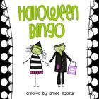 Bingo is a fun game and students never seem to tire of it!  This free download is the perfect addition to your Halloween Day festivities.  The word...