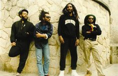 Bad Brains is an American hardcore punk band formed in Washington DC in 1977. They are widely regarded as among the pioneers of hardcore punk,[1][2][3] though the band's members objected to this term to describe their music.[4] They are also an adept reggae band, while later recordings featured elements of other genres like funk,[5] heavy metal,[1] hip hop and soul.[5] Bad Brains are followers of the Rastafari movement.