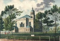 Holy Trinity Church Clapham; William Wilberforce & the Clapham Sect worshipped here. I hope to one Sunday as well.