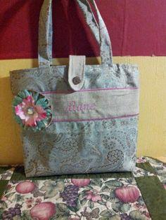 hand bag made for a friend