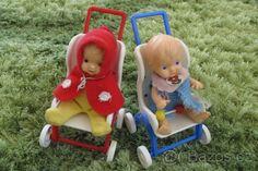 Dolls Prams, Doll Houses, Vintage Dolls, Christmas Ornaments, Retro, Toys, Holiday Decor, Furniture, Miniatures