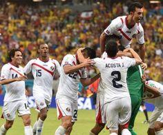 Latinoamérica se vuelca con Costa Rica: