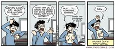 PHD Comics: Why? Why??