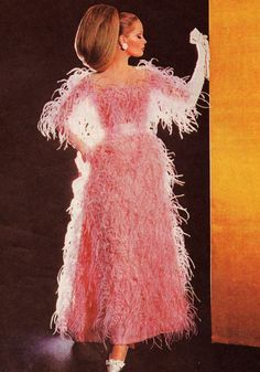 vintage balenciaga gowns   Balenciaga-vintage