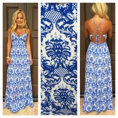 Unique Maxi Dresses Online Store - Women's Long Maxi Dresses | Dainty Hooligan Boutique: