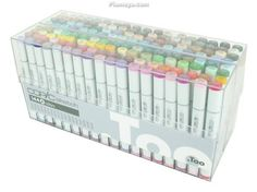Too COPIC 144 Colors 11777944