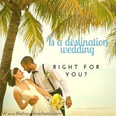 Get information on planning a destination wedding along with destination wedding tips, destination wedding locations, trends and advice. All Inclusive Destination Weddings, Wedding Tips, Travel, Marriage Tips, Viajes, Destinations, Traveling, Trips
