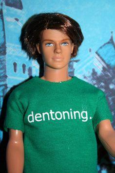 Dentoning Doll Andrew $35.00 online or in store at the Denton CVB.