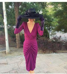 Ascot Dresses, English Dress, Royal Ascot, Dress Codes, Hats For Women, Wrap Dress, Vintage Fashion, Classy, Wonder Woman