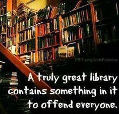 One of my favorite quotes from The World's Strongest Librarian.