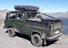 Vw Bus, Volkswagen, Vw Doka, Camper, Transportation, Freedom, Truck, Liberty, Caravan