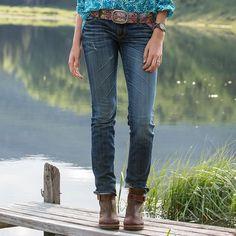 Flatterer Jeans from Sundance on shop.CatalogSpree.com, your personal digital mall.