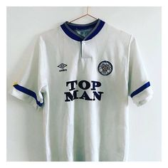 Leeds x Umbro - when they had a proper crest  #leeds #leedsunited #lufc #umbro #umbrofootball #footballshirt #footballshirtcollective #footballshirt