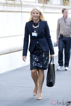 Princess Mette-Marit of Norway at lunch Fashion 4 Development's held in New York.