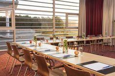 #Tagungsräume mit W-LAN, Tageslicht und modernster Konferenztechnik.