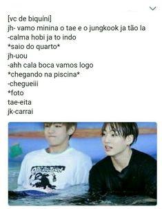 Mds que vregonha kkkn Bts Meme Faces, Bts Memes, Funny Memes, Jeon Jungkook Hot, Bts Taehyung, J Hope Dance, Fanfic Kpop, Bts Imagine, Imagines